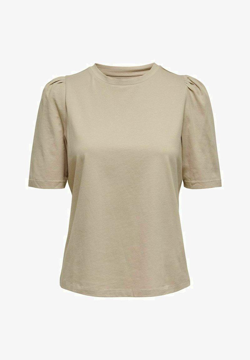 ONLY - Print T-shirt - humus