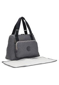 Kipling - PEPPERY LENEXA - Handbag - charcoal - 2