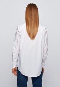 BOSS - BEFELIZE - Button-down blouse - white - 2