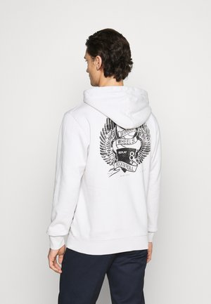 HOODIE - Bluza z kapturem - cold grey
