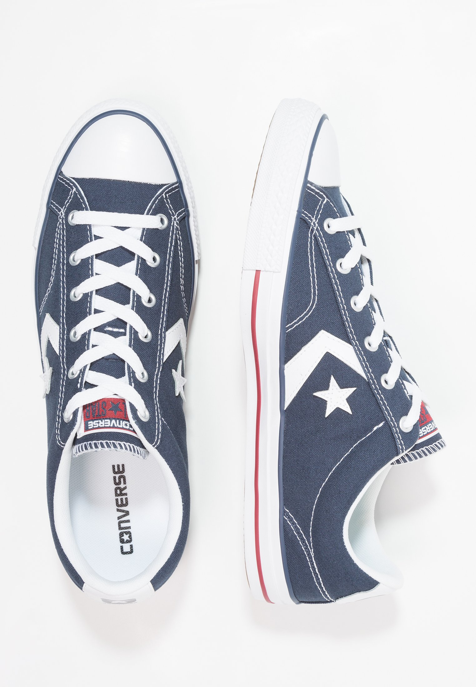 STAR PLAYER - Sneakers basse - navy/white