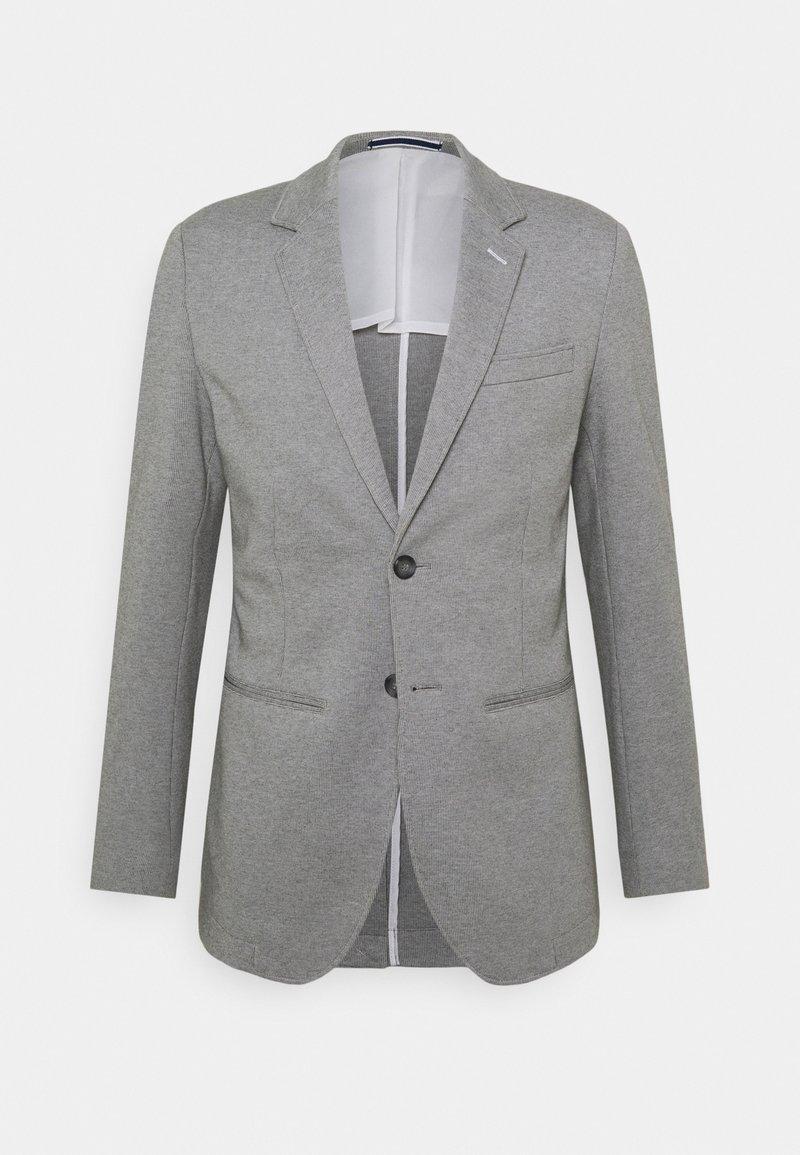Selected Homme - SLHSLIM RAFF - Suit jacket - light grey melange