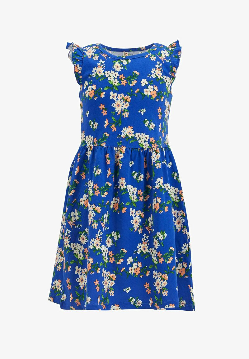 DeFacto - Day dress - blue