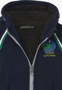 Lemon Beret - SMALL BOYS - Zip-up hoodie - navy blazer - 2