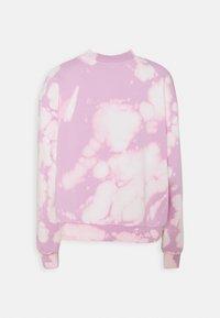 Weekday - AMAZE PRINTED - Sweatshirt - pink tie dye - 1