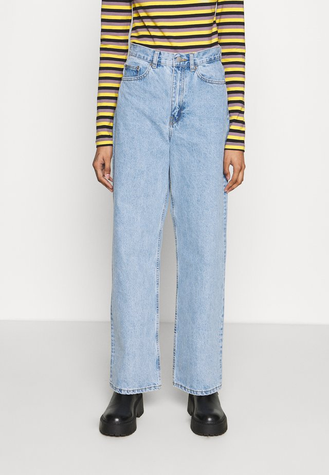 ECHO - Straight leg jeans - light retro
