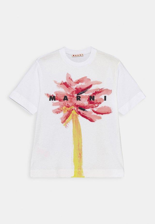 MAGLIETTA UNISEX - Camiseta estampada - quartz rose