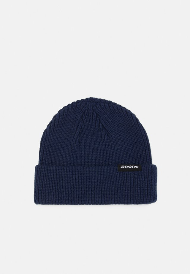 WOODWORTH UNISEX - Beanie - navy blue