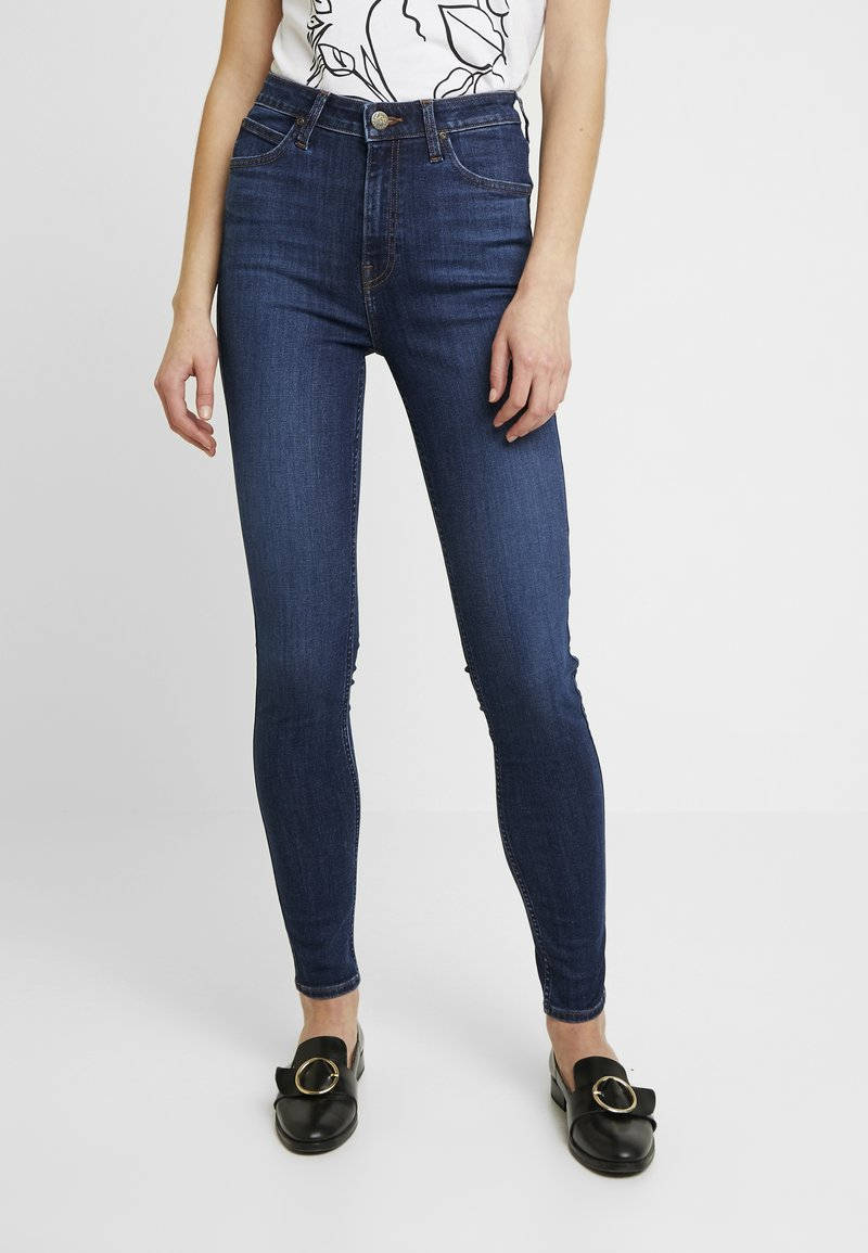 Lee - IVY - Jeans Skinny Fit - dark hunt