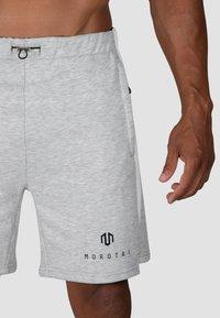 MOROTAI - KURZE  NEOTECH  - Sports shorts - hellgrau - 4