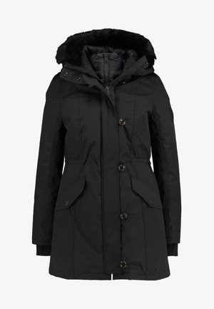 ADIRONDACK - Down coat - black