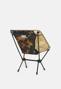 Carhartt WIP - HELINOX VALIANT TACTICAL CHAIR UNISEX - Other accessories - black/air force grey - 1