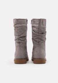 Anna Field - Vysoká obuv - grey - 3