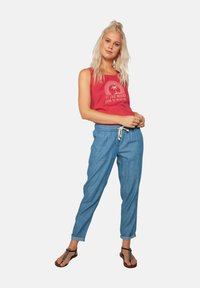 Protest - Relaxed fit jeans - sky denim - 0