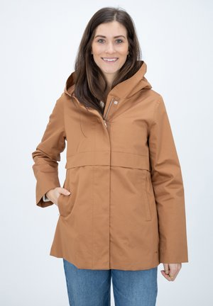 Parka - toffee