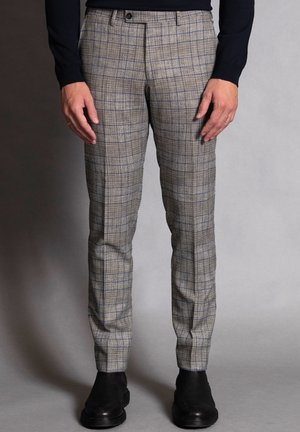 SAILOR  - Suit trousers - grau