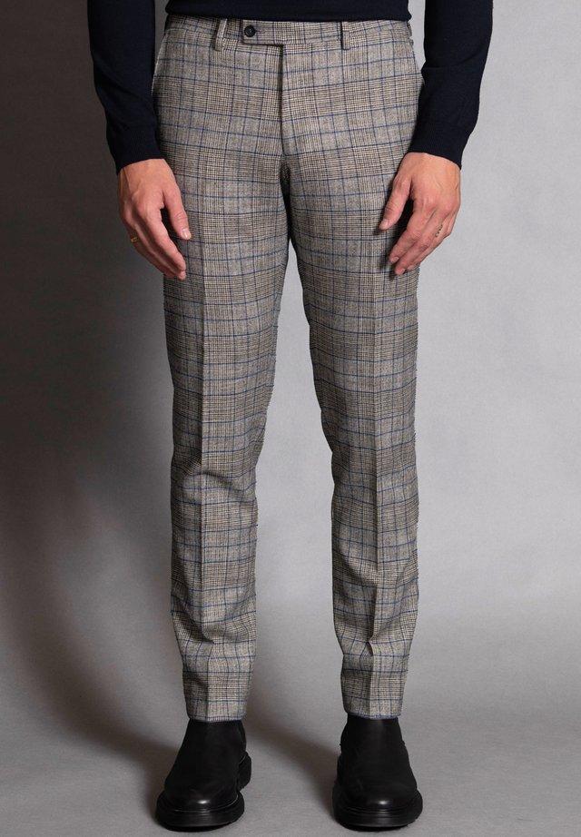 SAILOR  - Suit trousers - grau