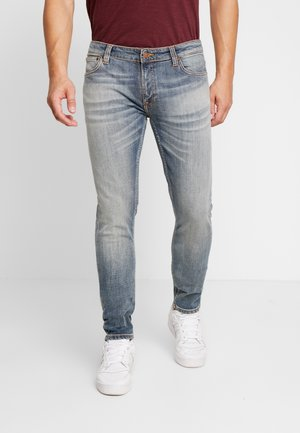 SKINNY LIN - Jeans Skinny Fit - misty blue