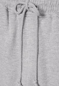 Missguided Petite - BANDEAU JOGGER SET - Tracksuit bottoms - grey - 5