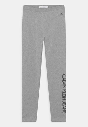LOGO - Leggings - light grey heather