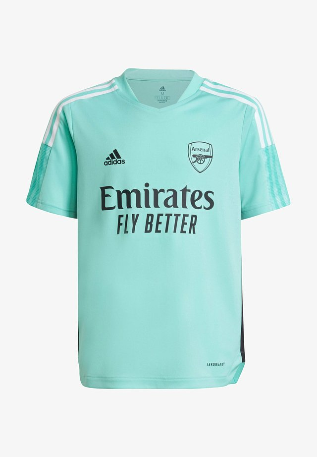 T-shirt de sport - acid mint