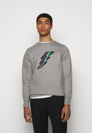 MENS REG FIT LIGHTNING UNISEX - Sweatshirt - grey