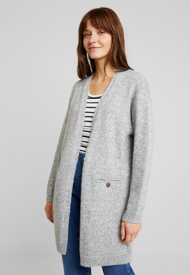 CINDY - Cardigan - light grey