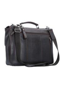 Leonhard Heyden - Briefcase - brown - 1