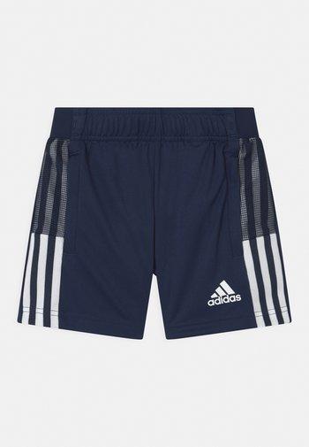 TIRO UNISEX - Sports shorts - team navy blue