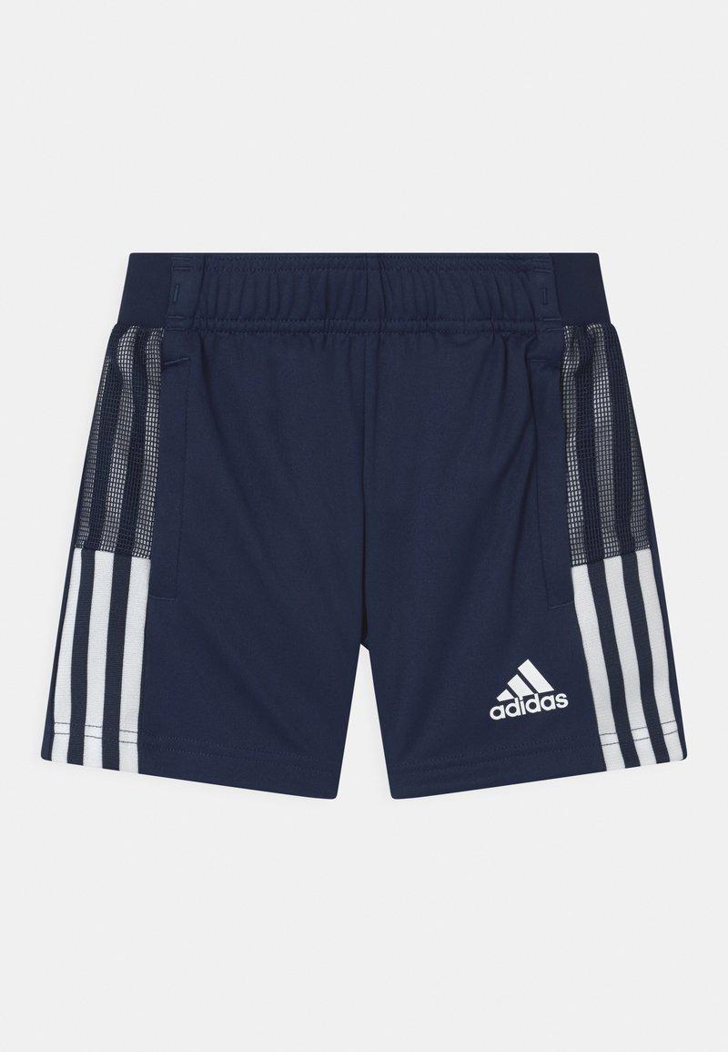 adidas Performance - TIRO UNISEX - Sports shorts - team navy blue