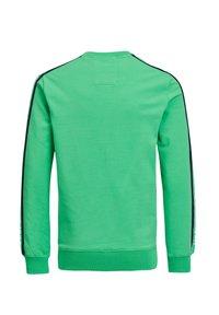 WE Fashion - TAPEDEATIL - Sweatshirt - bright green - 1