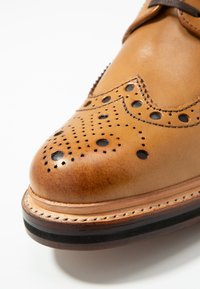 Grenson - ARCHIE - Lace-ups - tan - 5
