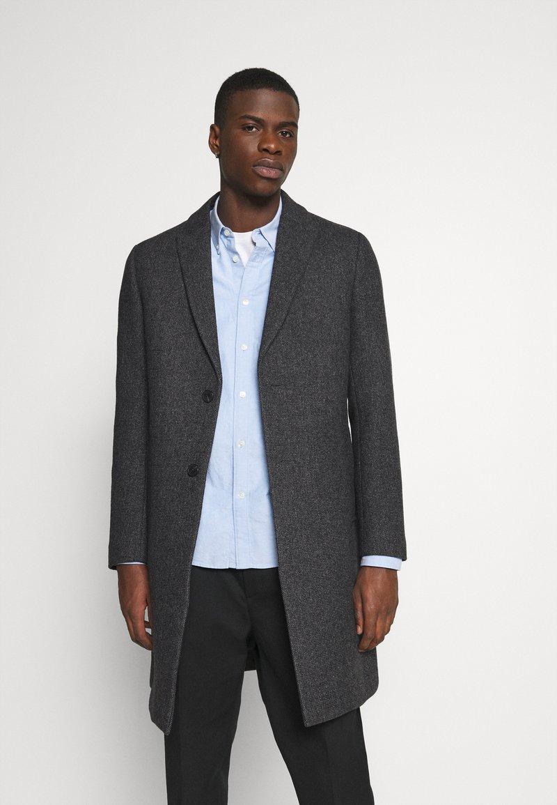 Isaac Dewhirst - Classic coat - grey