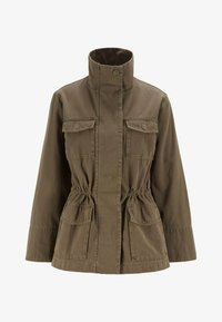 BOSS - JAVONA - Summer jacket - khaki - 0