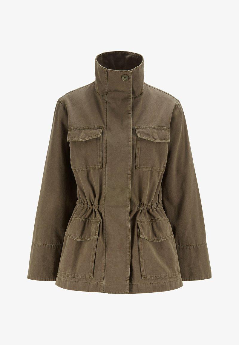 BOSS - JAVONA - Summer jacket - khaki