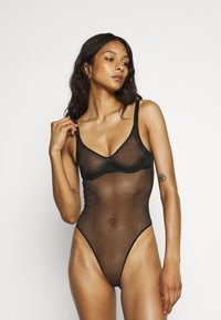 Agent Provocateur - LUCKY STRUCTURED - Body - black - 1