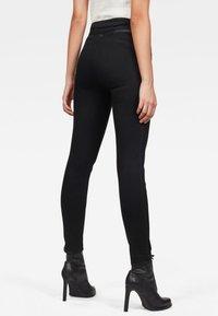 G-Star - HIGH JEGGING ANKLE - Jeans Skinny Fit - black - 1