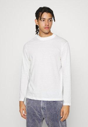 BURMESE - Long sleeved top - cream