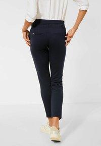 Street One - LOOSE FIT - Trousers - blau - 2