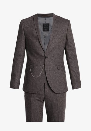 NEWTOWN SUIT - Costume - dark brown