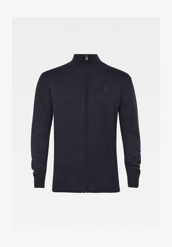 CLASSIC SPORT ZIP KNITTED