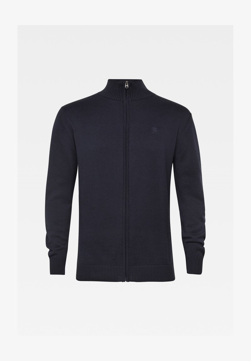 G-Star - CLASSIC SPORT ZIP KNITTED - Cardigan - sartho blue