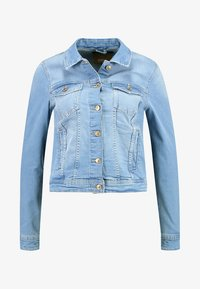 ONLY - ONLTIA JACKET - Džínová bunda - light blue denim - 3