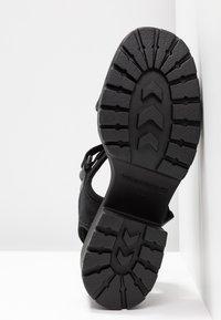 Vagabond - DIOON - Platform sandals - black - 6
