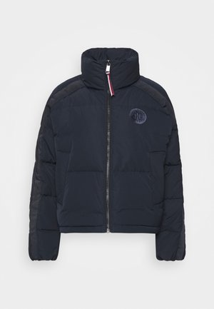 GRAPHIC PUFFER  - Down jacket - desert sky