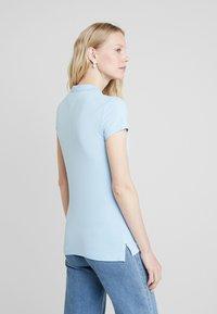 Tommy Hilfiger - NEW CHIARA - Polo shirt - blue - 2