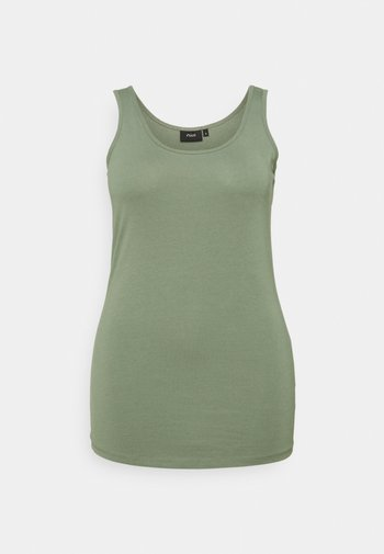 TANK - Top - agave green