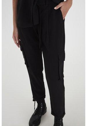 DRLARCY  - Cargo trousers - black