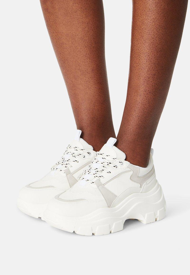Glamorous - Sneakersy niskie - white