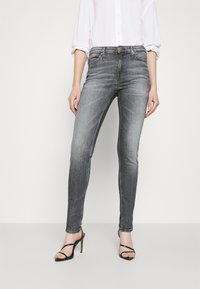 Tommy Jeans - NORA ANKLE - Jeans Skinny Fit - midnight grey - 0